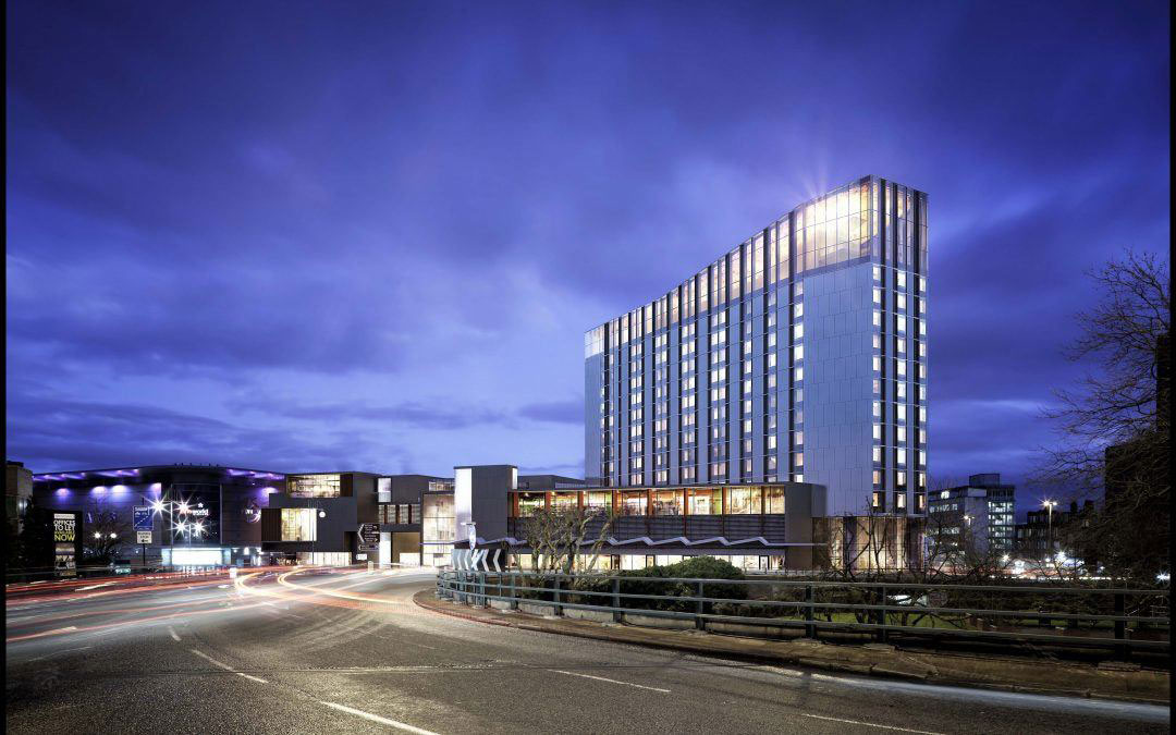 Candela is proud to have completed the exterior LED Lighting for the £50 million Park Regis Development in Birmingham