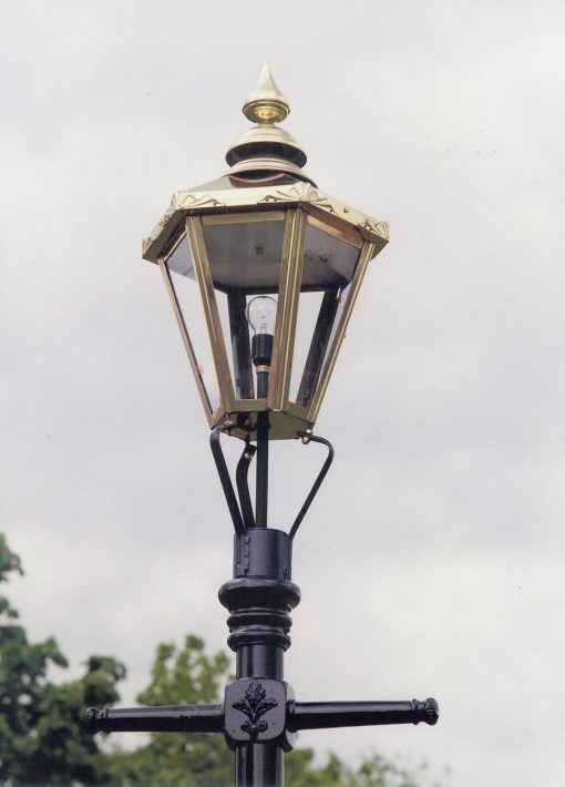 Yardley Lantern