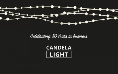 Candela Light celebrates its 30th Birthday!
