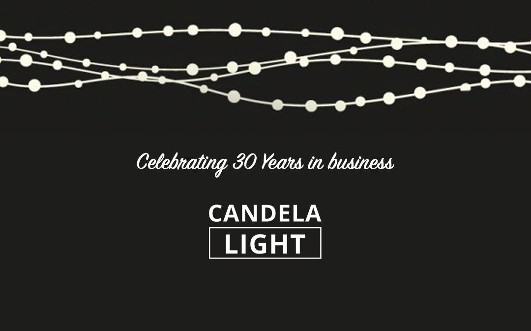 Candela Light celebrates its 30th Birthday!